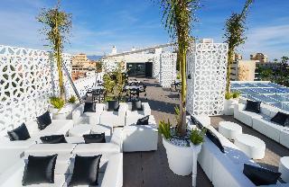 Luxury Boutique Hotel Costa Del Sol Torremolinos - Terrasse