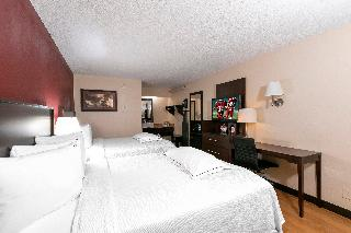 Franklin Delano Roosevelt Memorial Hotels:Red Roof PLUS+ Washington, DC - Oxon Hill