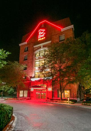 Red Roof PLUS+ Columbus…, 111 East Nationwide Blvd,