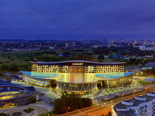 Minsk Marriott Hotel, 20, Pobediteley Avenue,