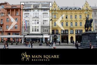 Main Square Residence, Trg Bana Jelačića 5,25