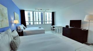 Miami Hotels:Collins Apartments by Design Suites Miami 812