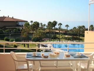Apartment In Islantilla, Huelva 100538