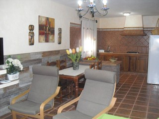 House In Zahora, Cadiz 101737