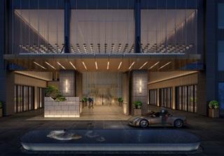 Chengdu Marriott Hotel…, 999 Tianfu Avenue North,high…