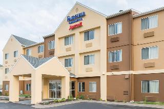 Fairfield Inn & Suites…, 4221 Industrial Avenue,4221