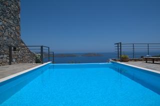 Awesome Sea Views At Infinity Pool Solfez Villas