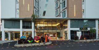 Seen Hotel Abdjan Plateau, Av. Lamblin / Rue Colomb…