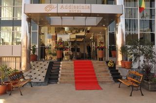 Addissina Hotel, Bole Area,.