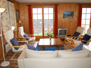 Chalet Enfin - Three…, La Combe,