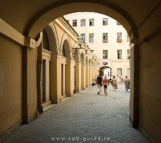 City Break Nevsky Art Hall