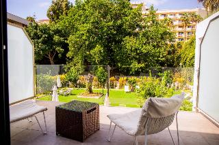 Dimona Suites - Terrasse