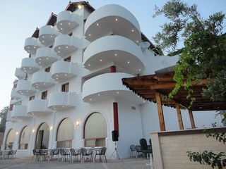 Palace Hotel, Lukove, Saranda Region,n/a