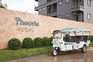 Theorie Hotel Sukhumvit…, 4277, Soi Bearing 17, Sukhumvit…