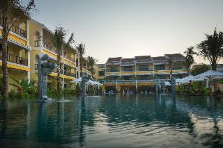 La Siesta Resort & Spa…, 134 Hung Vuong Street,134