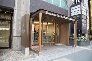 Shinsaibashi Grand Hotel…, 2-4-4,higashi Shinsaibashi,…