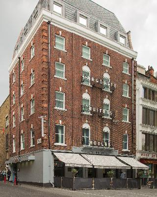 Leicester House, 1-2 Leicester Street,1-2