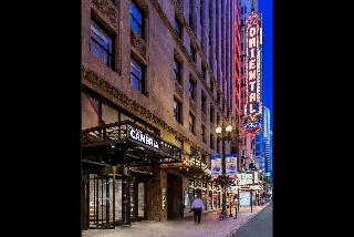 Cambria hotel & suites…, West Randolph Street,32
