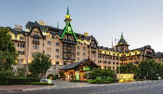 Holiday Inn Qingdao…, No2 Tianshui Rd Laoshan Dist,