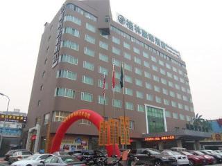 GreenTree Inn Zhejiang…, No. 538 Xingning Road, Jiangdong…