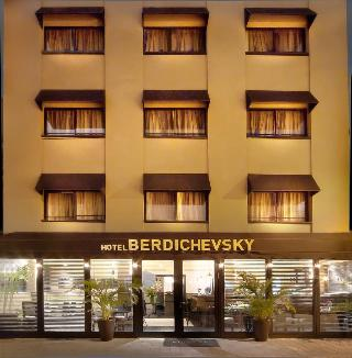 Berdichevsky Hotel, 14, Berdichevsky St 14,14