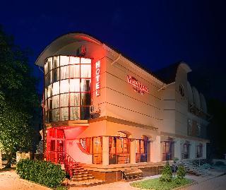 Villa Rossa Hotel, Dacia Boulevard,3/3