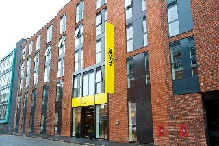 City Break Staycity Aparthotels Newhall Square