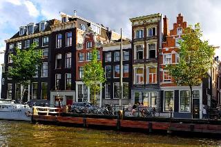 Stayok Amsterdam Stadsdoelen, Kloveniersburgwal 97,
