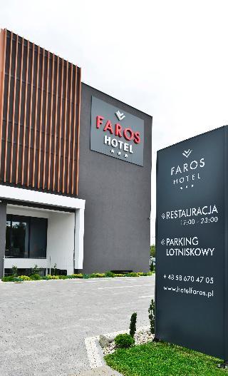 Hotel Faros, Ul. Słowackiego 165,165