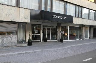 Scandic City Fredrikstad, Gunnar Nilsen,9