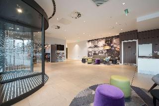 Edinburgh Hotels:Hampton by Hilton Edinburgh Westend