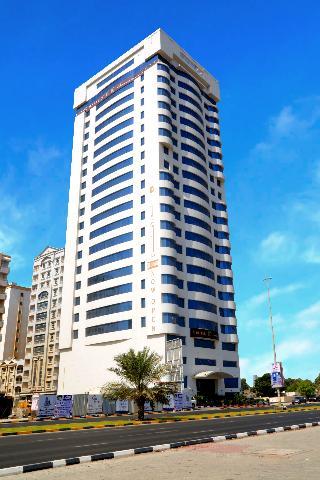 V Hotel Fujairah, Al Faseel Road,-