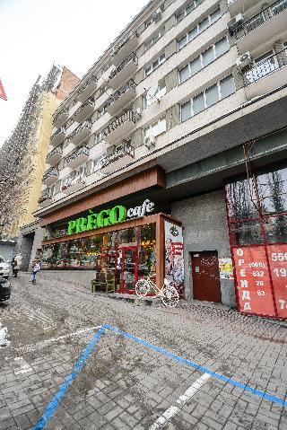 Kiev Accommodation Apart.…, T. Shevchenko Blvd.,2