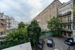 Kiev Accommodation Apartments…, Pushkinska Street,