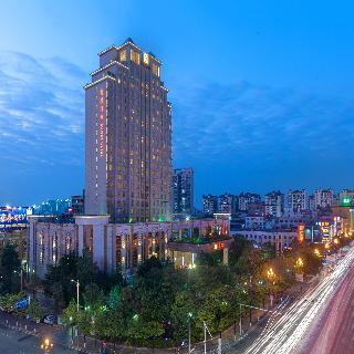Cinese Hotel Dongguan…, N.1 Dong Feng Zhong Road,…