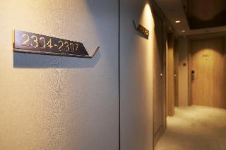 Hotel Ease Access Wan…, Reception@16/f, 382 Lockhart…