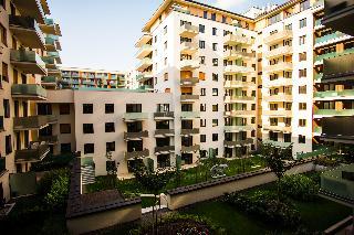 Corvin Promenade Aparthotel, Corvin Setany 2/c,108 1