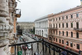 Kiev Accommodation Apartments…, Horodetskogo,
