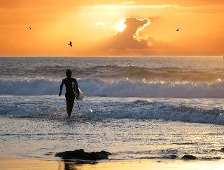 Bristol Sunset Beach - Sport