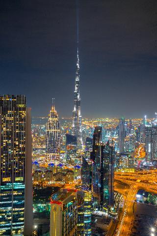 Gevora Hotel, Sheikh Zayed Road,2260 75