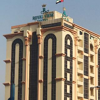 Royal View Hotel, Al Muntasir Road, Nakheel…