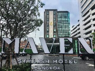 Maven Stylish Hotel…, Bangkok