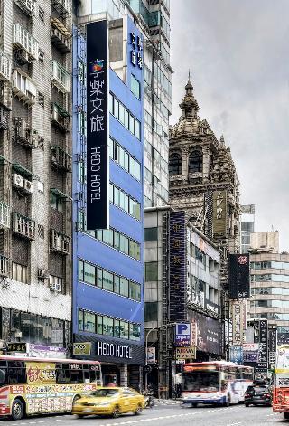 Hedo Hotel Taoyuan, Fuxing Rd.,95