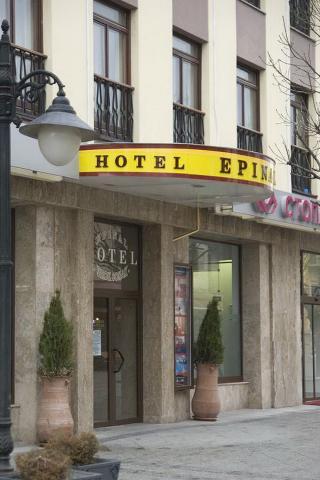 Epinal Hotel Shirok…, Shirok Sokak,62