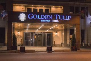 Golden Tulip Bishkek, 37 Isanova Street,37
