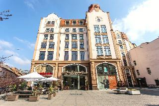 Rius Hotel, Akademika Hnatyuka Str. ,12a