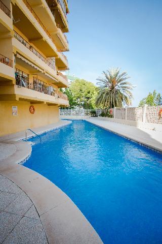 Holidays2Torremolinos Roquedal - Pool