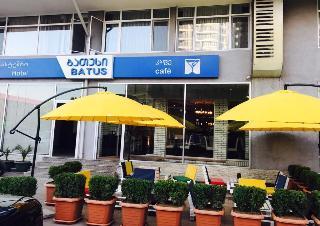 Hotel & Cafe Batus, Javakhishvili Str. 4a,