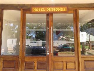 Nuevo Hotel misiones, Av Vicotria Aguirre,304