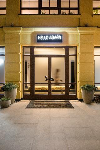 Bursa Hotel, Kostiantynivska,11